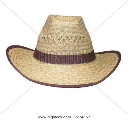 Flax Woven Stetson