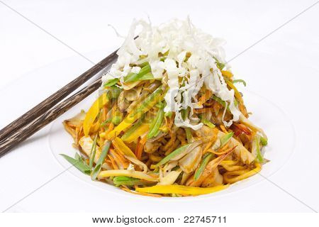 Egg Noodle Fried