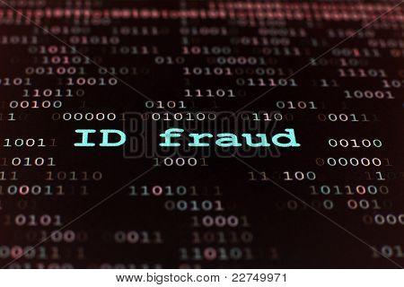 Fraude de identificação