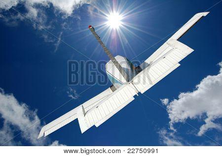 acrobatic aeroplane zlin z 142