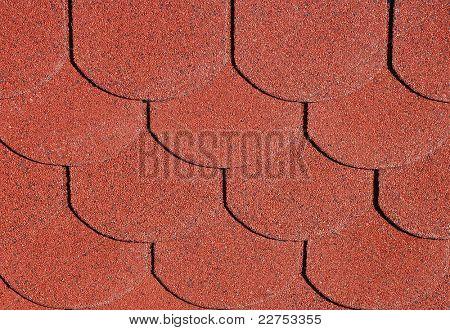 asphalt shingles background
