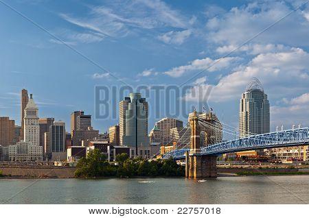 Horizonte de Cincinnati.