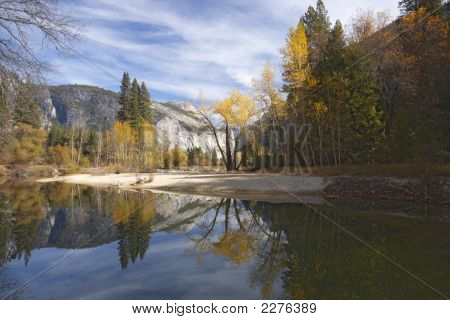 Fall In Yosemite