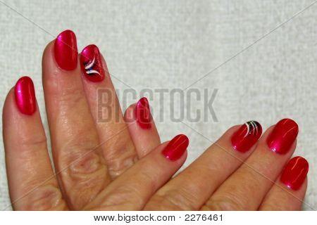 Decorative Manicure