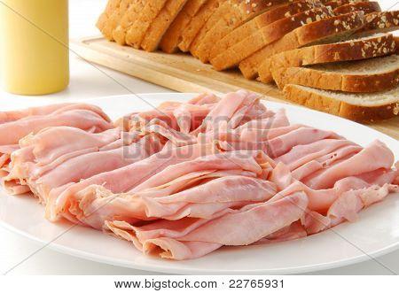 Honey Smoked Ham