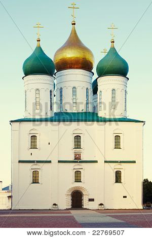 Uspensky Cathedral, Kolomna