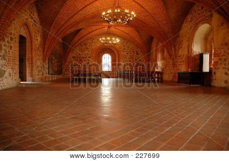 Mittelalterlich Schlosszimmer