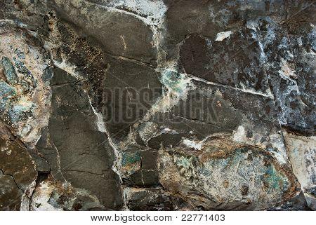 Rough Stone Wall