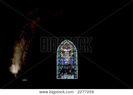 Crypt Window