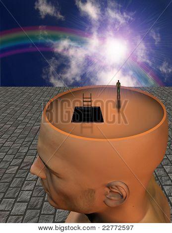 Exploring Mind