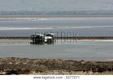 Salt Barge