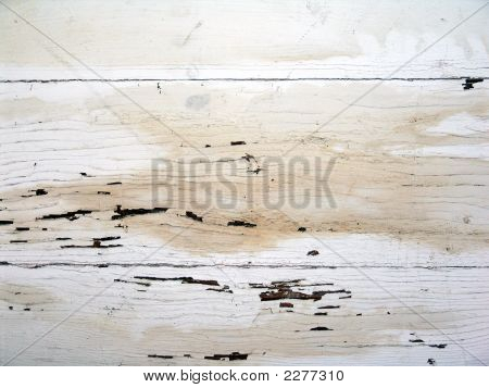 Worn Wood