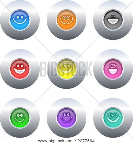 Smilie Buttons