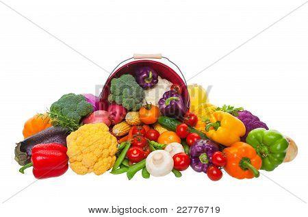 Market Fresh Vegetables