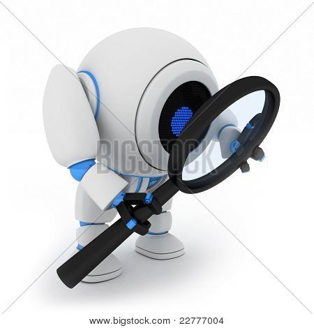 Robot And Lens