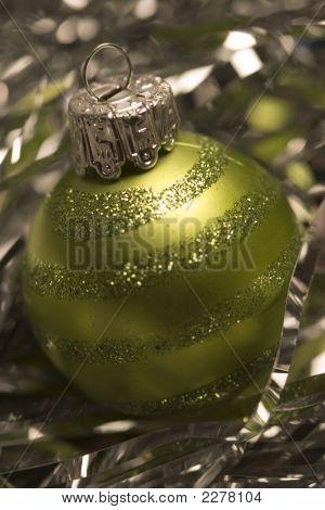 Xmas Light Ornament