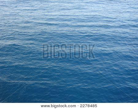 Blue Sea Texture