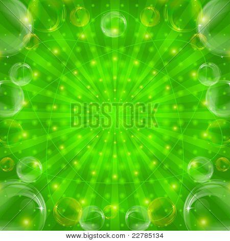 Antecedentes, verde