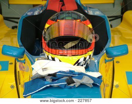 Ausrüstung des Fahrers