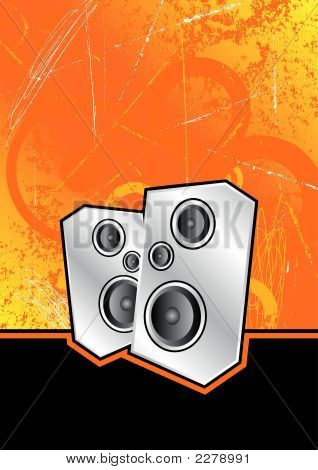 Silver Club Speakers.Eps