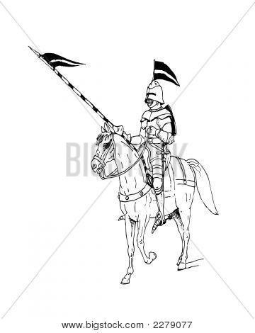 Midevil Knight