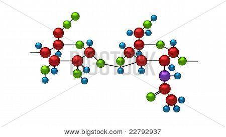 Molecule Of Hyaluron