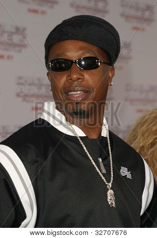 LOS ANGELES - JUN 18: MC Hammer at the premiere of 'Charlie's Angels: Full Throttle' on June 18, 2003 in Los Angeles, California
