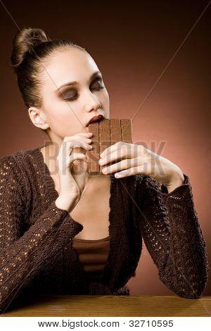 Chocolate Overdose.