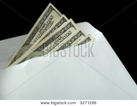 Bribe In An Envelope