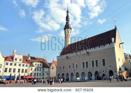 Rathaus von Tallinn