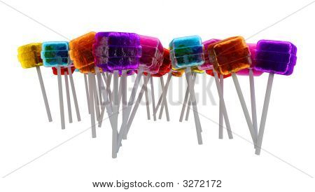 Lollipops Composition