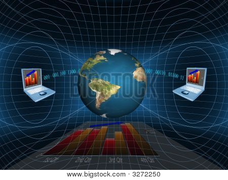 globale Netzwerk- und Kommunikationslösungen