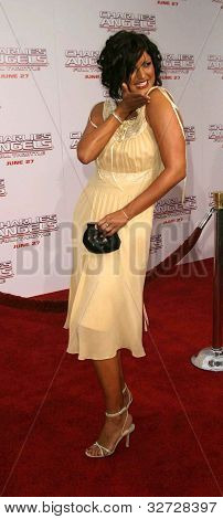 LOS ANGELES - JUN 18: Jennifer Gimenez at the premiere of 'Charlie's Angels: Full Throttle' on June 18, 2003 in Los Angeles, California