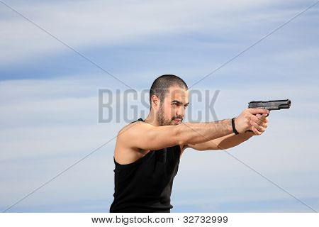Bodyguard With A Gun