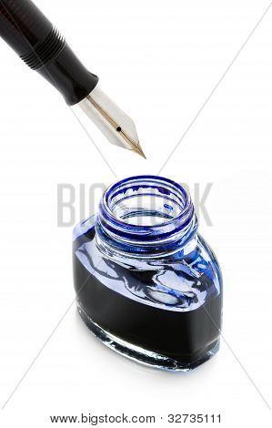 Filling A Fountain Pen