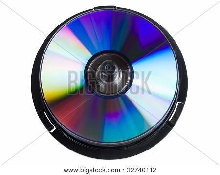 Compact Disc Stack
