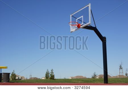Basket Ball Hoop