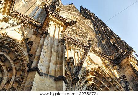 Catedral em Praga