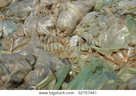 Polythene Films Junkyard