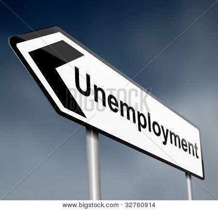 Unemployment Concept.