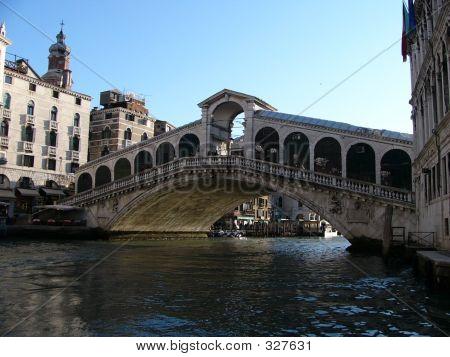 The Only Rialto Bridge