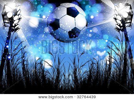 football poster design