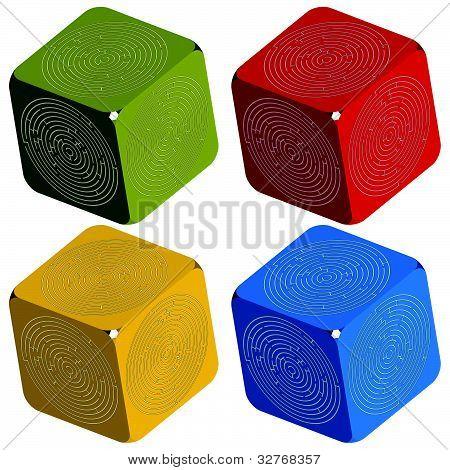 Maze Cubes