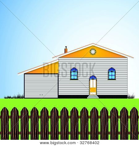 House With Yard