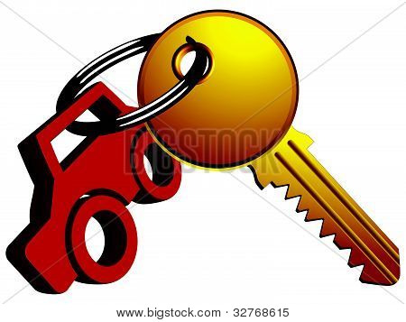 Car And Key