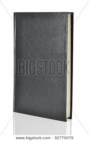 Red  Hardback Book