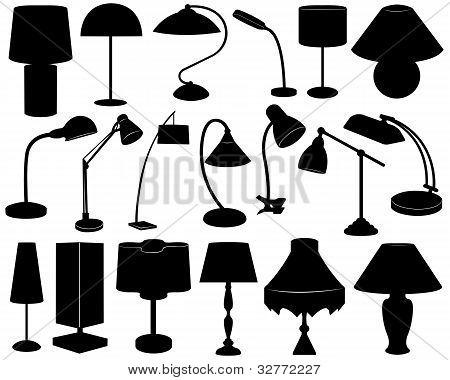 Lamp set