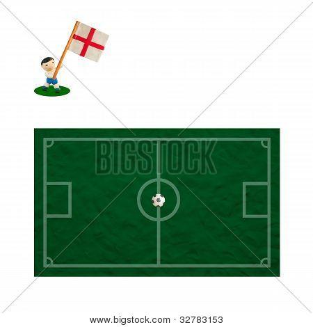 Plasticine Football