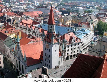 Bayerischen Stadt