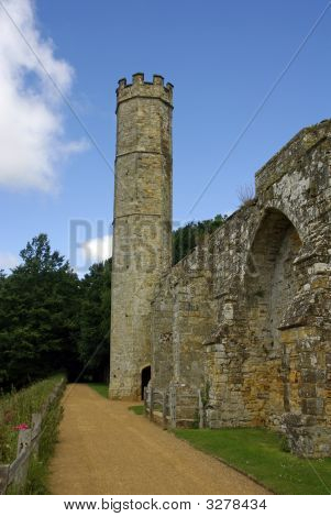 Tower At Battle Abbey